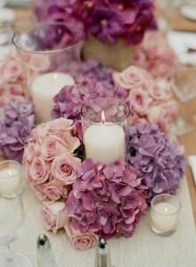 紫陽花ピンク3