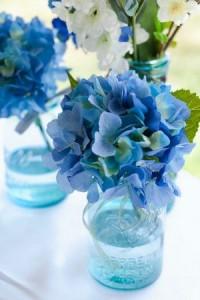 紫陽花ブルー4